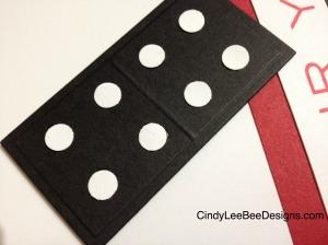 Domino Close-Up