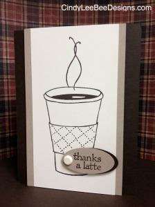 Thanks a Latte Vanilla
