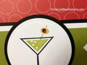 SU Happy Hour Olive Close-Up
