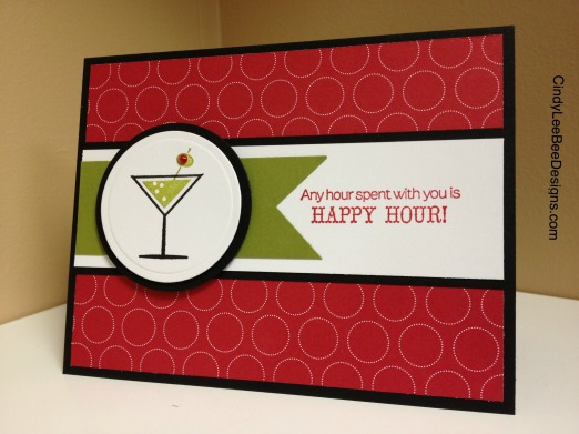 SU Happy Hour RED