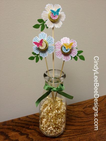 SU Mixed Bunch Vase