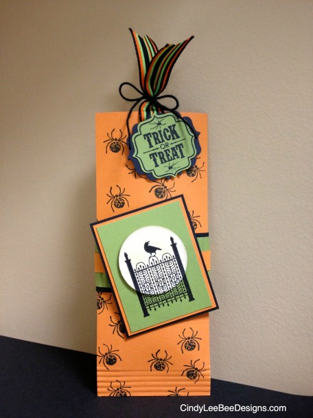 Halloween Hershey Slider