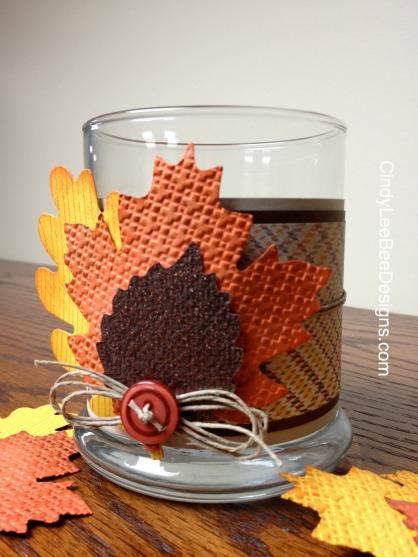 SU Autumn Accents Bigz Candle