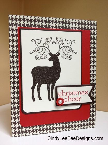 SU Christmas Deer