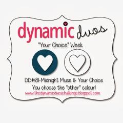 Dynamic Duos Redo 81