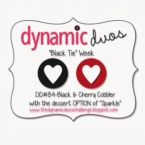 Dynamic Duos cherry cobbler black