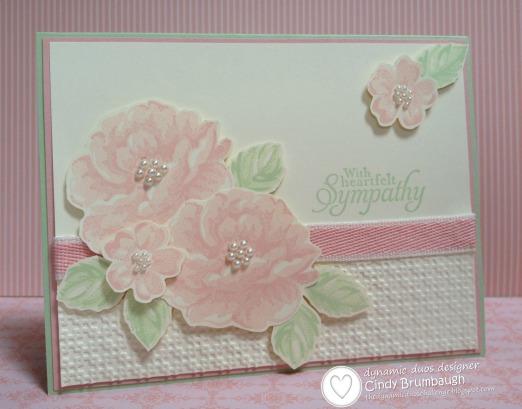 SU Stippled Blossoms DD