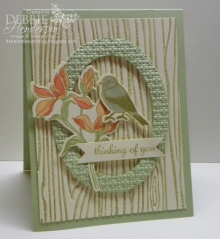 debbies card