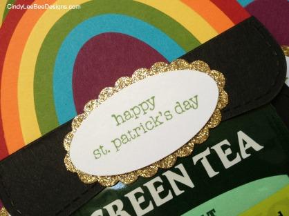 SU Teeny Tiny Wishes St. Patrick's Day Close Up