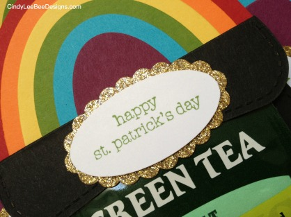 SU Teeny Tiny Wishes St. Patrick's Day Close Up