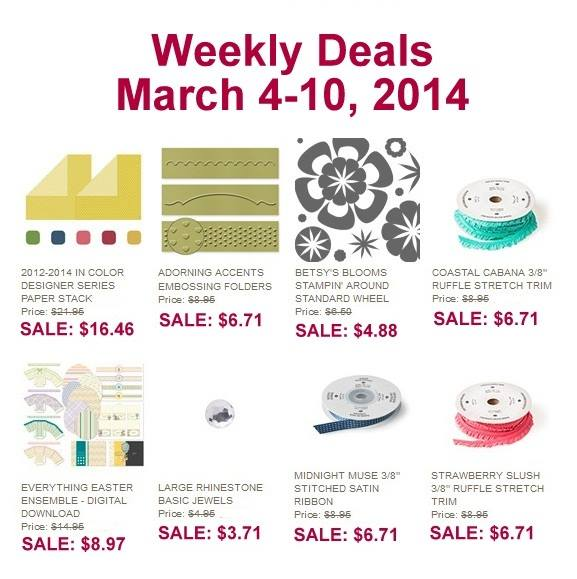 weekly deals march 11