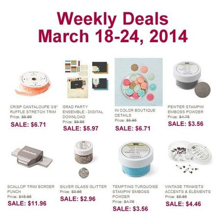 weekly deals march 24