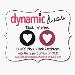 Dynamic Duos razzleberry balck