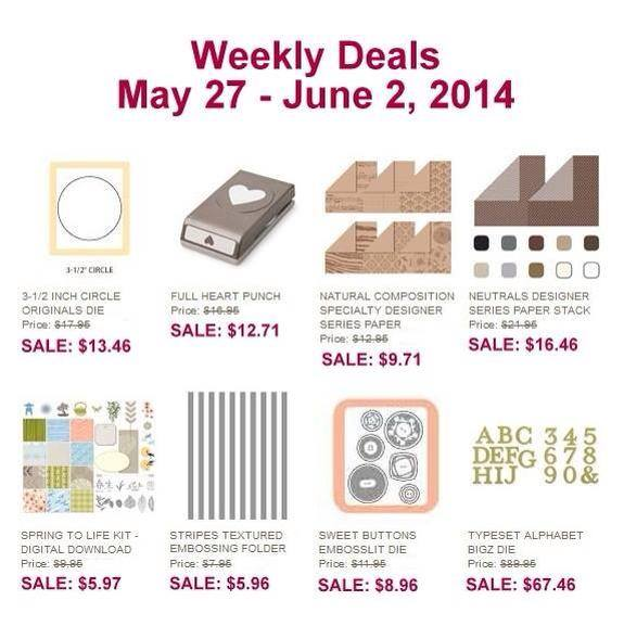 weekly deals may 27 to June 2