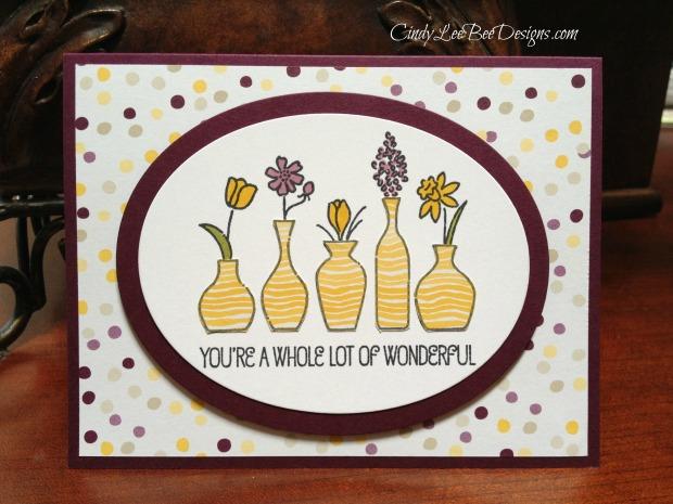 SU More Vivid Vases