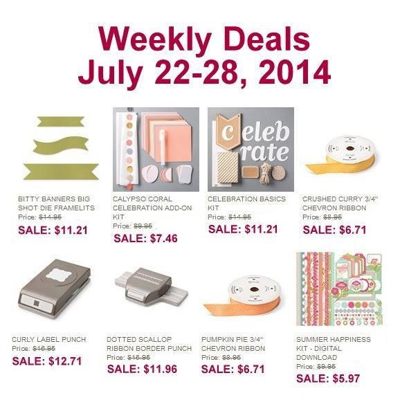 Latest weekly deals
