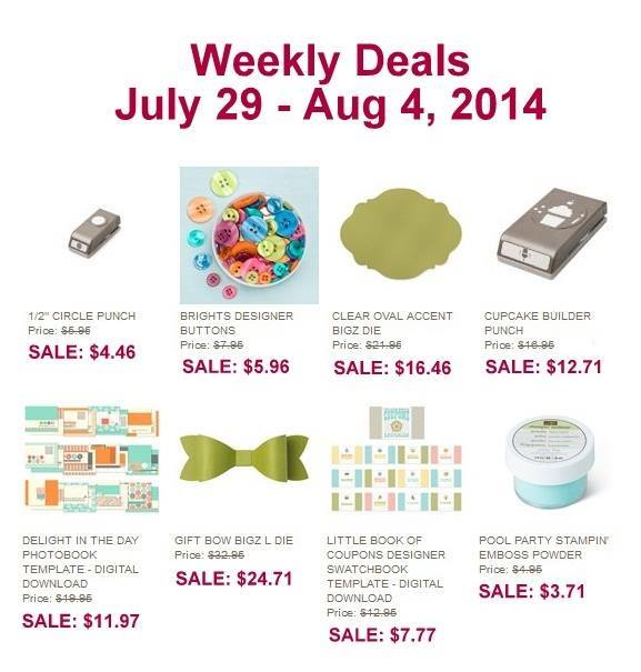 weekly deals july 29