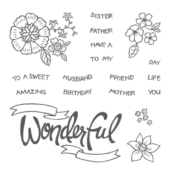 You're Wonderful 139158G