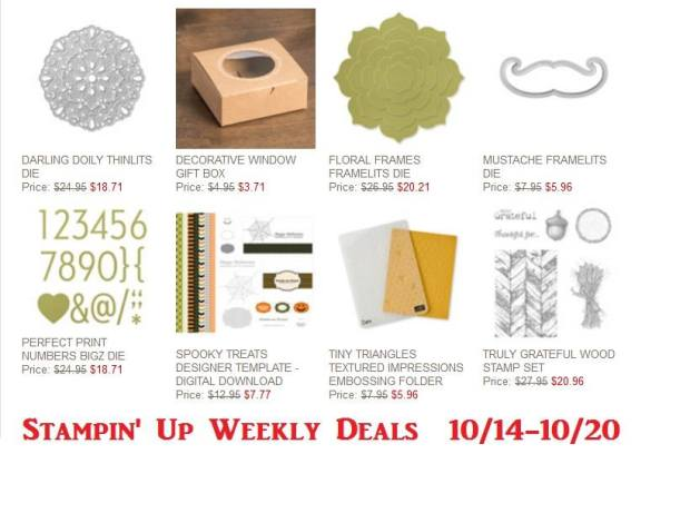 weekly deals 10:14 to 20