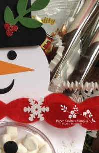 PCS Hot Cocoa Santa Close up