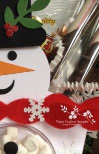 PCS Hot Cocoa Santa Close up