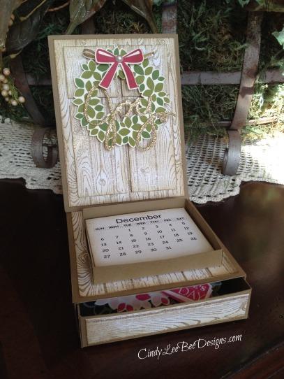 SU Wondrous Wreath Drawer best open