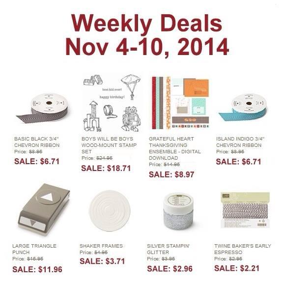 weekly deals nov 4-10
