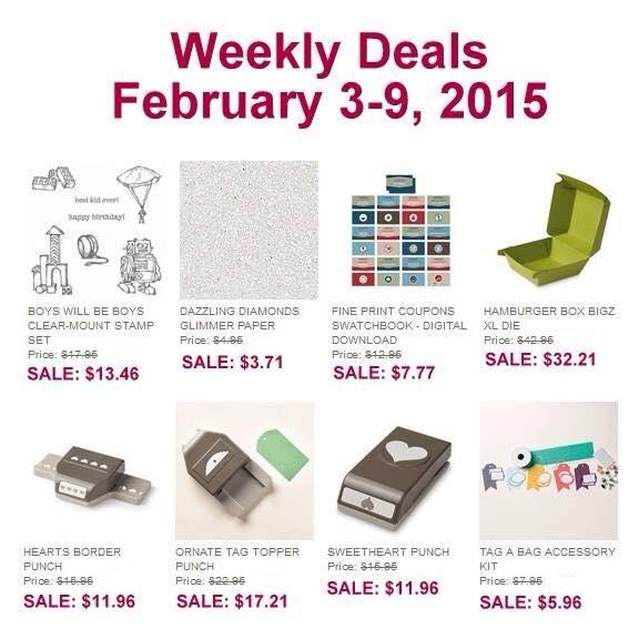 weekly deals 2:3-9