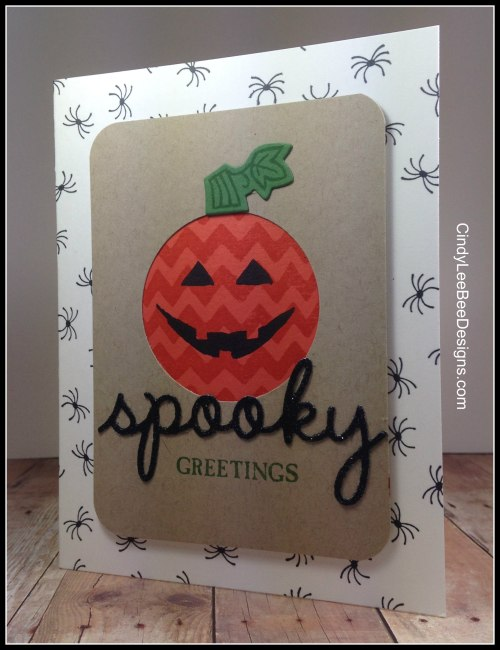 SU Sparkly Seasons wA Little Something Halloween