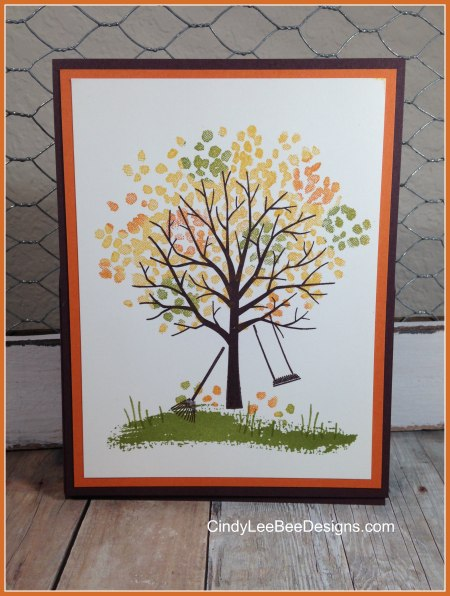 SU Sheltering Tree Easel Front closed