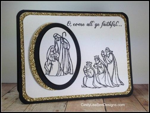 SU All Ye Faithful Gold Glimmer!