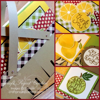 Berry Basket Card Set SP