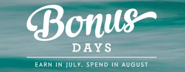 bonus-days