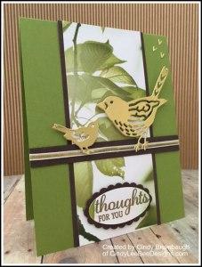 SU Best Birds Gold Foil
