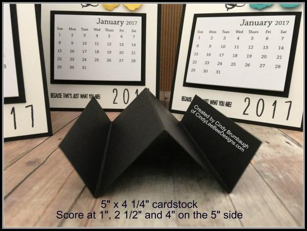 calendar-easel-mechanism